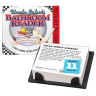 Uncle John's Bathroom Reader Page a Day Calendar