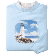 Majestic Lighthouse Sweatshirt