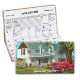 Personalized Americana Farmhouse 2-Year Planner