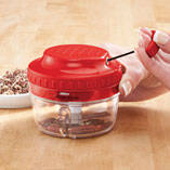 Easy-Pull Chopper by Home-Style Kitchen™