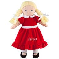 Personalized Birthstone Doll