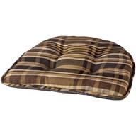 Plaid Chair Pad