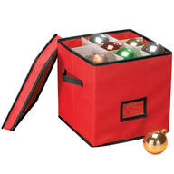 64-Cell Ornament Storage Box