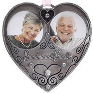 Grandparents Picture Frame Ornament