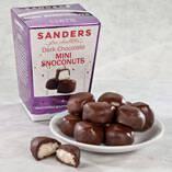 Dark Chocolate Mini Snoconuts