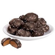 Sanders Dark Chocolate Mini Sea Salt Caramel Hearts