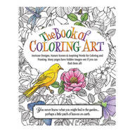 The Book of Nature Coloring Book