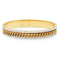 CZ Chain Bracelet