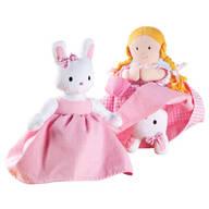 Easter Flip Doll