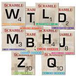 Scrabble Puzzle Books, Set of 10
