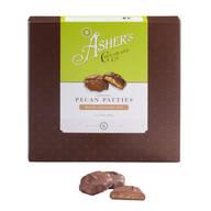 Milk Chocolate Covered Pecan Patties
