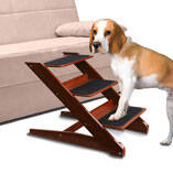 Wood Folding Pet Steps