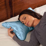 Butterfly Pillow with Satin Cover