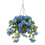 Fully Assembled Petunia Hanging Basket by OakRidge Outdoor™
