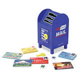 Melissa & Doug® Stamp and Sort Mailbox