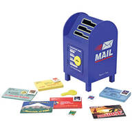 Melissa & Doug® Stamp and Sort Mailbox
