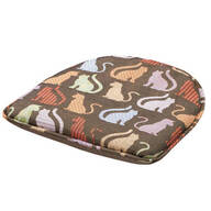 Calico Cats Chair Pad