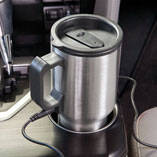Heated Travel Mug with Charger