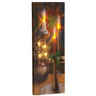 Doug Knutson Candlelight Canvas by Northwoods Illuminations™