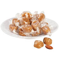Almond Carmelitos