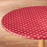 Heritage Vinyl Elasticized Tablecovers