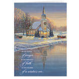 Winter's Eve Christmas Card - Set of 20