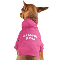 Personalized Pink Dog Sweatshirt