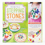 Mix and Mold Stepping Stones Kit