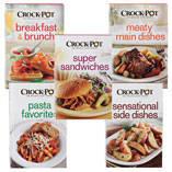 Crock-Pot® Cookbooks, Set of 5