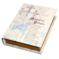 Ministry Prayer Keepsake Box