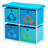 Children's 4-Bin Storage