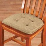 Classic Tweed Chair Pad