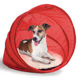 Pop-Up Pet Bed
