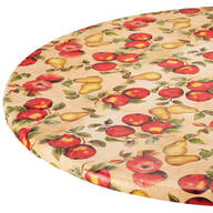 Fruit Vinyl Elasticized Tablecover