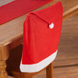 Santa Chair Backs, Set of 2