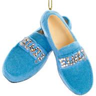 Elvis Presley™ Blue Suede Shoes Ornament