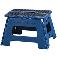 "Samsonite® 9"" Folding Step Stool"
