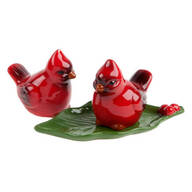Cardinal Salt & Pepper Shaker Set