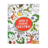 Grown Up Christmas Coloring Book