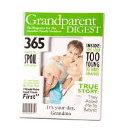 Personalized Really Great News Grandparents Frame