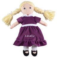 Personalized Birthstone Little Sister Doll