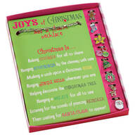 """Joys of Christmas"" Add-a-Charm Necklace"