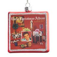 Elvis Presley™ Christmas Album Ornament