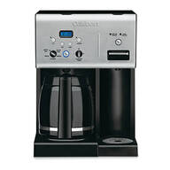 Cuisinart® Coffee Plus™ 12-Cup Programmable Coffee Maker