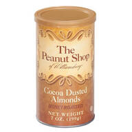 The Peanut Shop® Cocoa Dusted Almonds