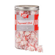 Taffy Town® Peppermint Stick Taffy Canister
