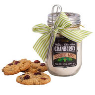 Dark Chocolate Chip Mason Jar Cookie Mix