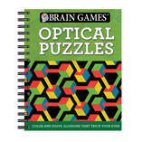 Brain Games® Optical Puzzles