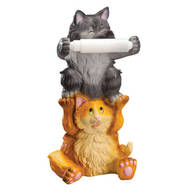 Colorful Kittens Toilet Paper Holder by OakRidge Accents™