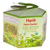 Herb Patio Garden